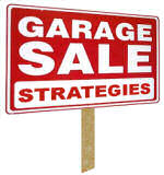 Garage Sale Strategies for eBay Success - Make money with online auctions